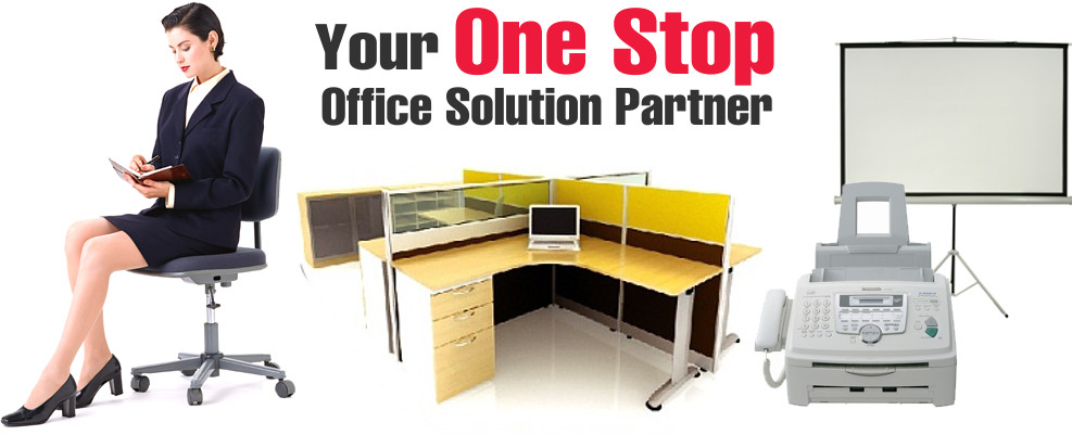 Your One Stop office solution provider